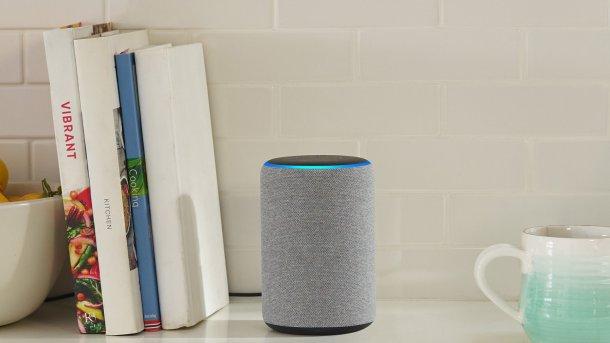 Super Echo Plus: Besserer Sound, mehr Smart-Home-Funktionen und smarte NV23