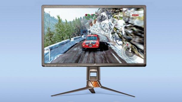 Sechs Gaming-Displays mit HDR im Test | heise online