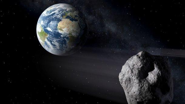 Für Amateur-Astronomen sichtbar: Großer Asteroid fliegt an der Erde vorbei