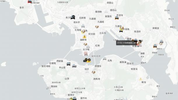 Hongkong-Proteste: Apple-Chef verteidigt Rauswurf von ...