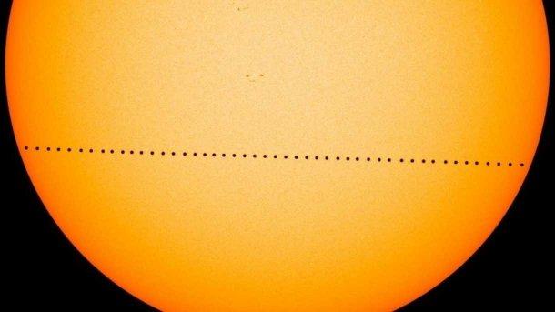 """Merkurtransit: """"Mini-Sonnenfinsternis"""" ist wohl nur im Osten gut zu sehen"""