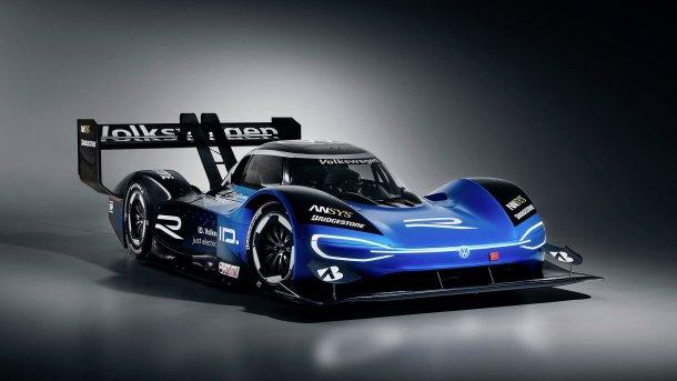 Motorsport mit Elektroautos: VW will keine Verbrenner mehr im Kreis fahren lassen