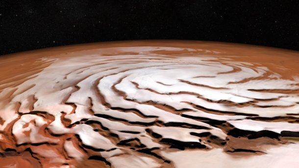 Der Mars war vielleicht nicht warm und feuchte wie gedacht