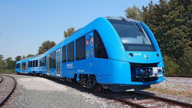 Frankfurt: Ab 2022 fahren 27 Wasserstoff Züge im Taunus – Jetzt bekommen Sie eine Tankstelle
