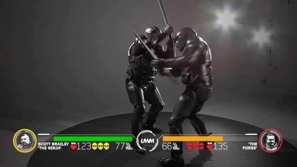 Unified Weapons Master: Waffenkampf in Sensorrüstungen sucht Unterstützer