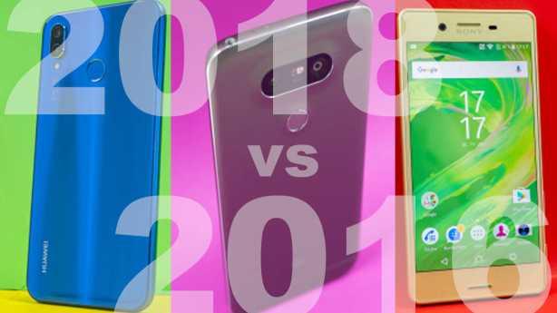 Smartphone bis 300€: altes Top-Modell oder neue Mitellklasse?