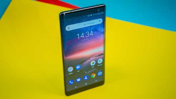 Nokia 8 Sirocoo
