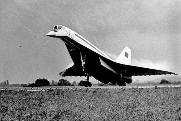 Zahlen, bitte! Die TU-144 - Das erste zivile Überschallflugzeug der Welt