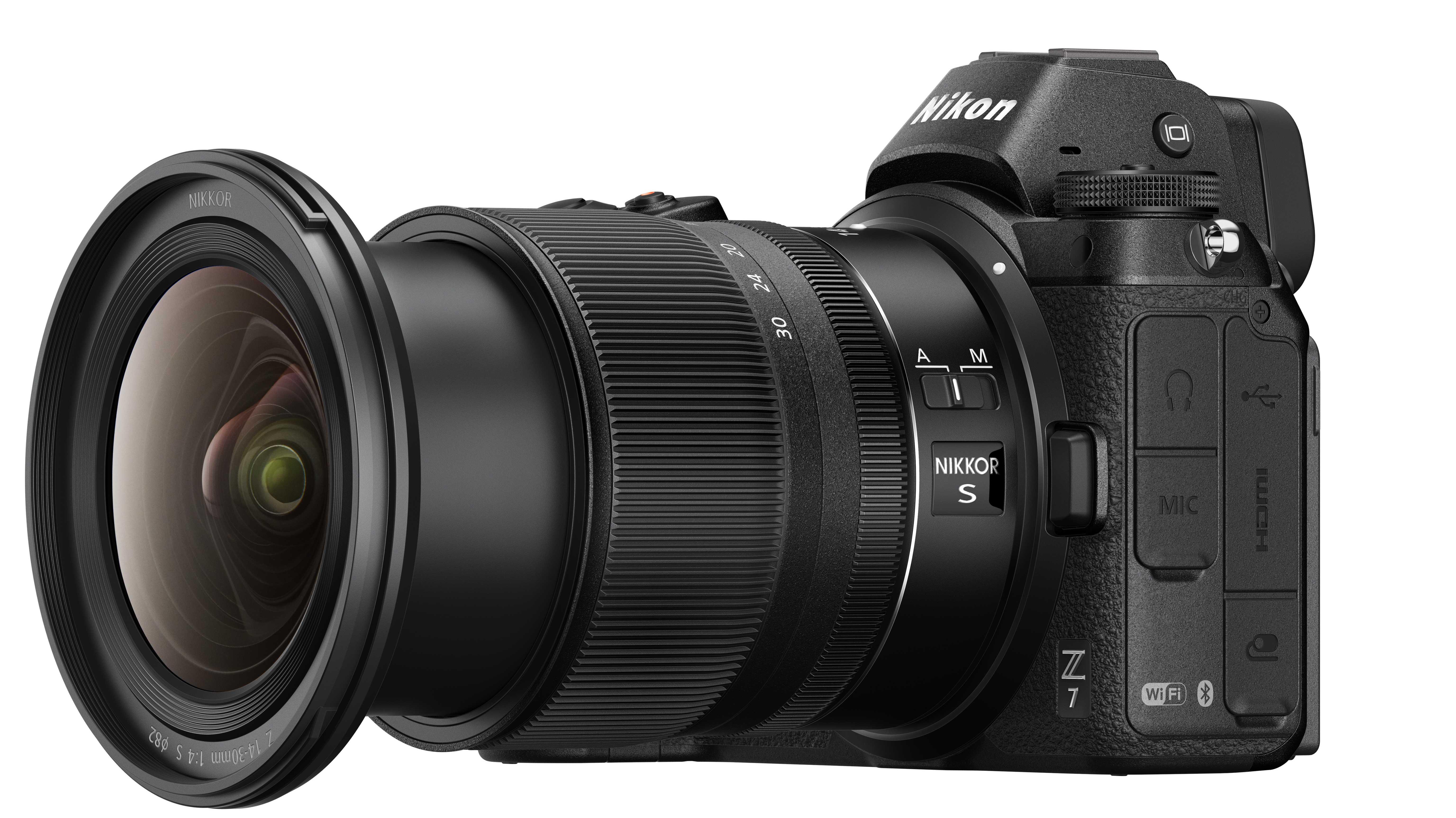 NIKKOR Z 14–30 mm 1:4 S: Weitwinkelzoom für Nikon Z