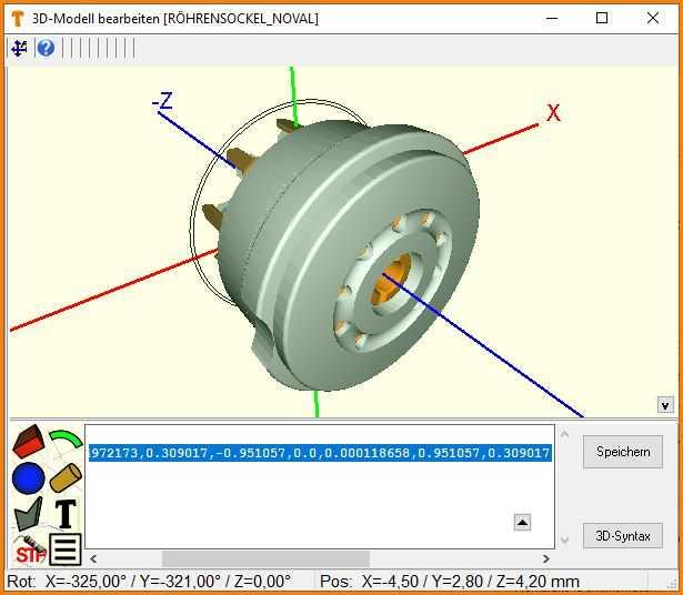 Der STEP-Import kann den Umfang von 3D-Daten deutlich reduzieren.