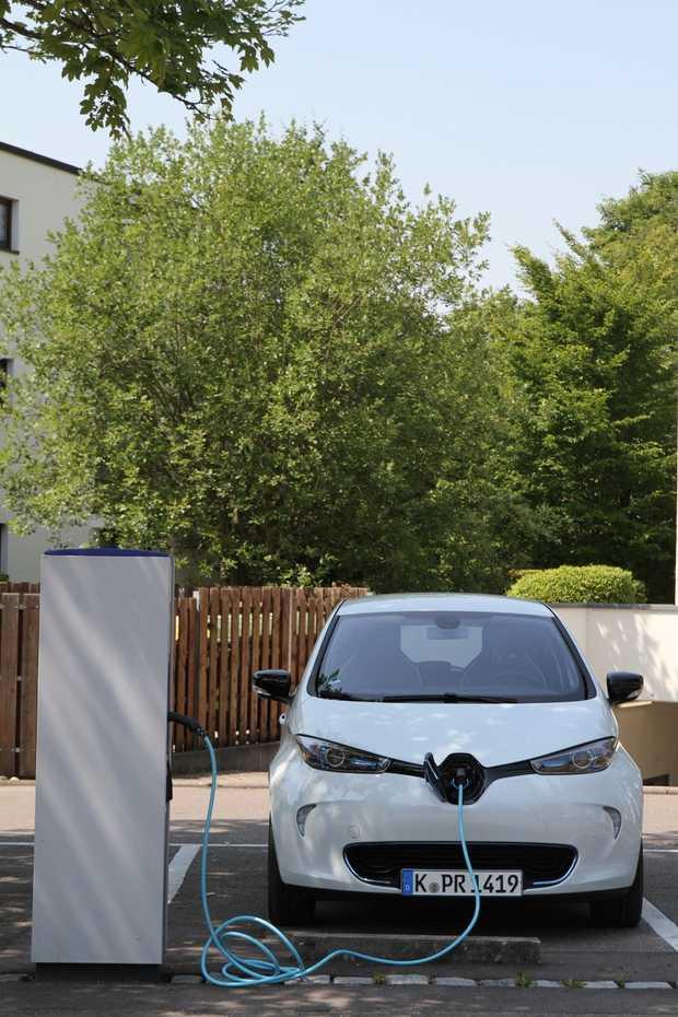 Renault, alternative Antriebe, Elektroautos