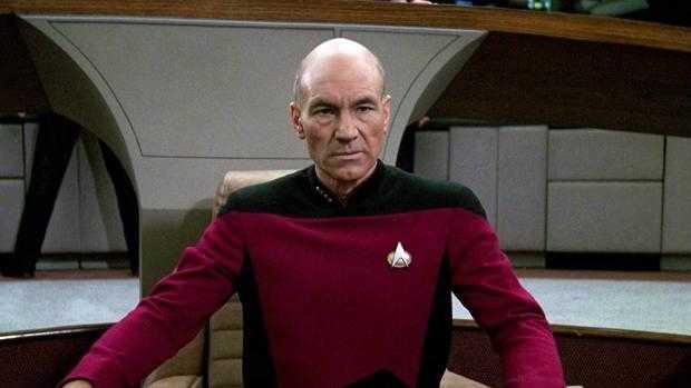 Star Trek: Patrick Stewart wird wieder zu Captain Jean-Luc Picard