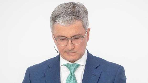 Abgas-Skandal: Audi-Chef Stadler bleibt in Haft