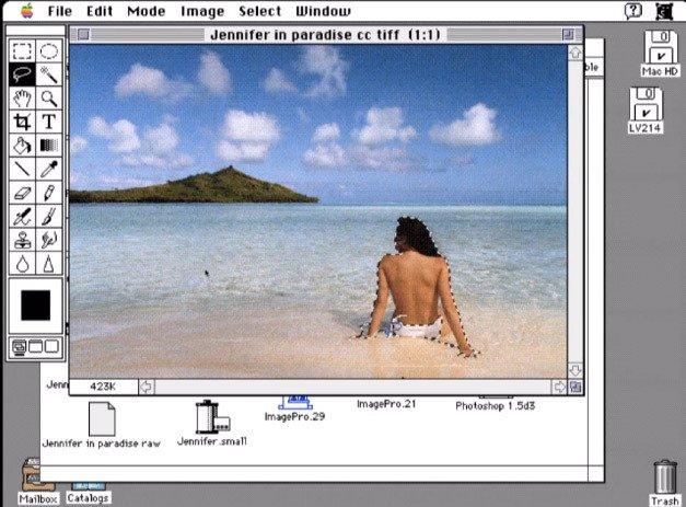 25 Jahre Photoshop: Die Umwälzung von Bildästhetik und menschlicher Selbstwahrnehmung
