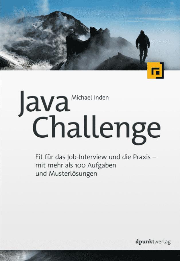 Buchbesprechung: Java Challenge