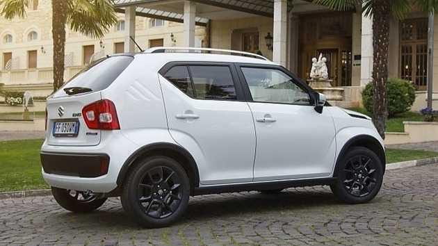 Fahrbericht Suzuki Ignis