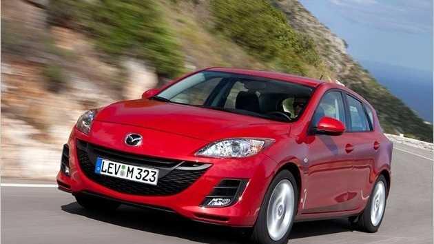 Ab sofort mit neuem Basisdiesel erhältlich: der Mazda 3