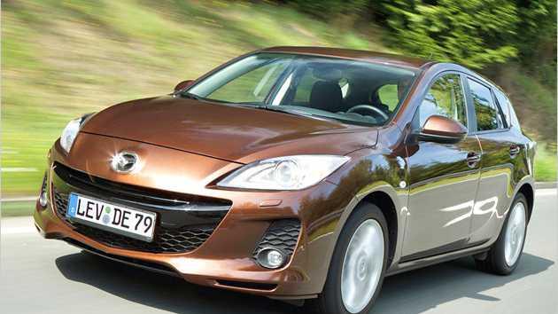 Nach nur zweieinhalb Jahren hat Mazda den kompakten 3 überarbeitet.