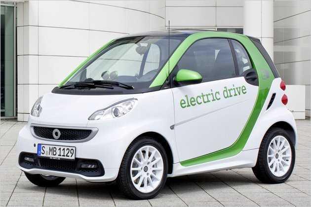 Der Smart Fortwo electric drive kommt erst im September 2012 auf den Markt.