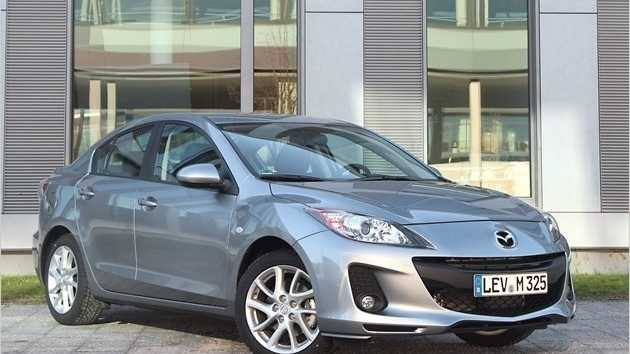 Mazda 3 als Stufenheck