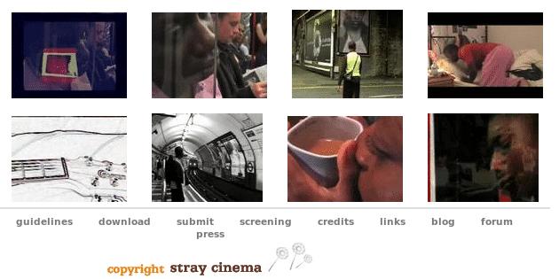 stray cinema