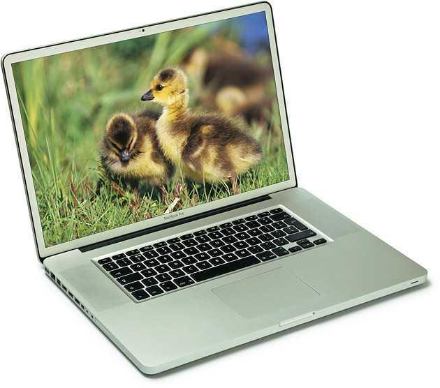 Apples Macbook Pro 17