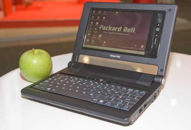 Packard Bell EasyNote XS