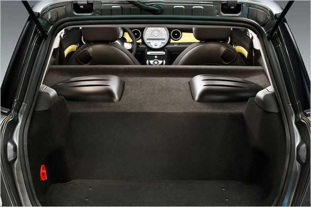 Kleinwagen BMW MINI E