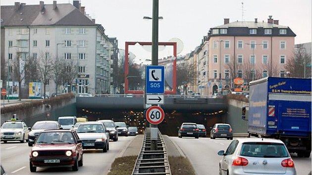 Brudermühltunnel München