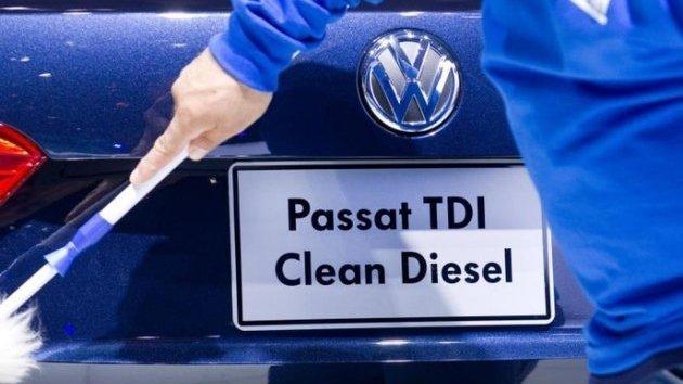 VW, Passat, Clean Diesel