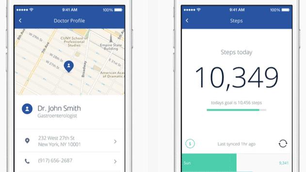 Krankenversicherung trackt Nutzer per iPhone-App