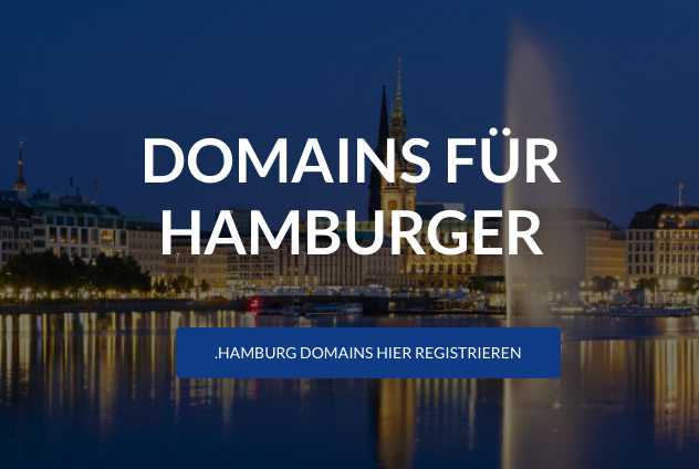 Die Hamburg Top-Level-Domain GmbH setzt auf Lokalpatriotismus