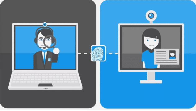 Statt Postident nur noch eine Videokonferenz zur Verifizierung der Nutzer-Identität.
