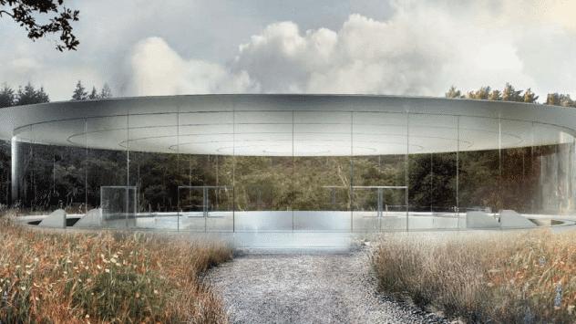 Produktpräsentationen: Apple baut eigenen Keynote-Saal für 161 Millionen US-Dollar