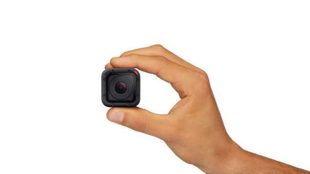 Hero4 Session Action cam