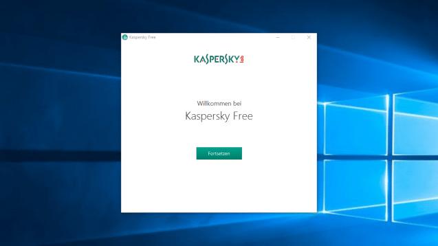 Kaspersky Free Antivirus | heise Download