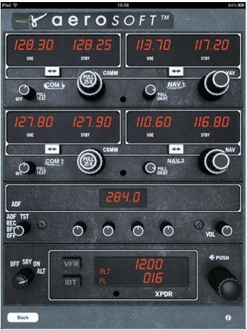 Aerosoft RadioStackX | heise Download