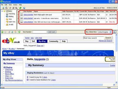 Download erstellen ebay seite software