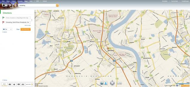 Bing Maps | heise Download Download Bing Maps on