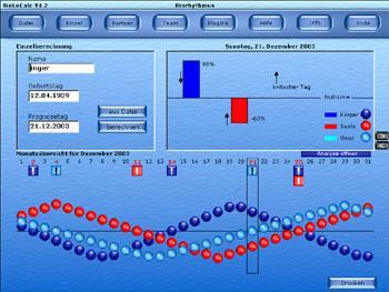 biorhythmus rechner kostenlos download