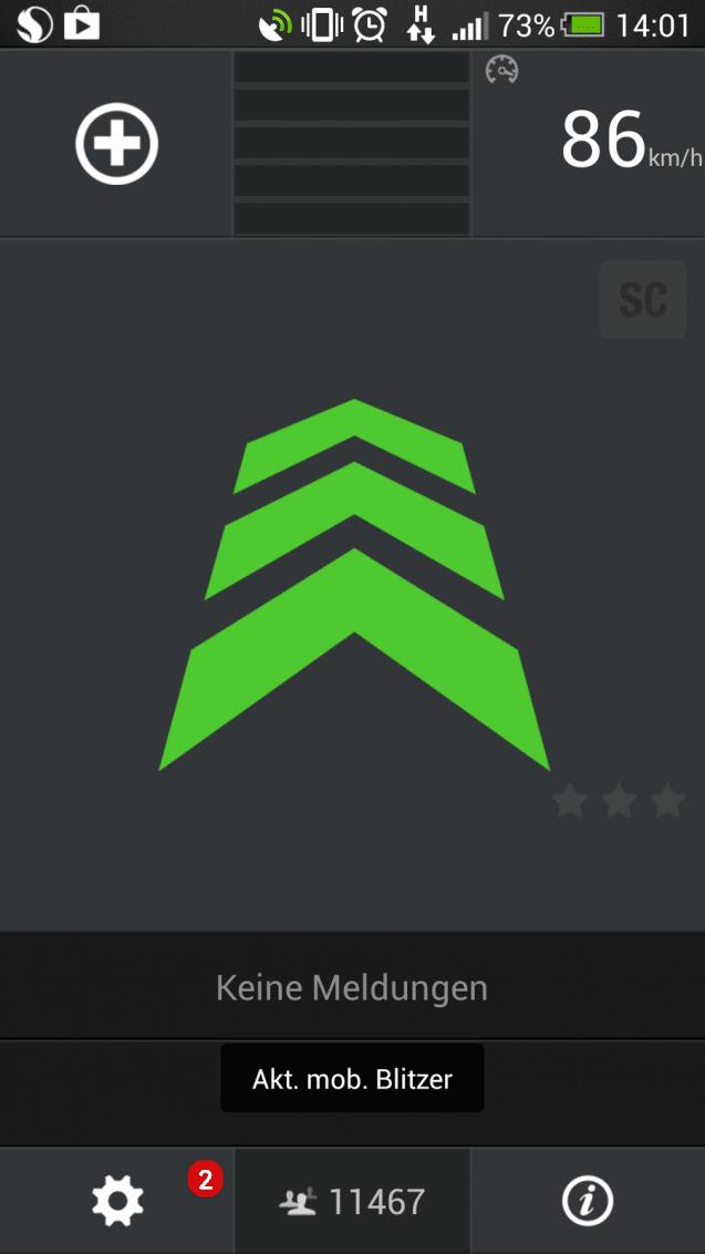 Die Besten Radarwarner Apps
