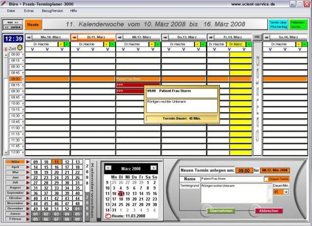 Buro Praxis Terminplaner 3000 Heise Download