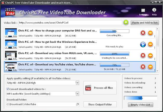 Chrispc free videotube downloader converter heise download chrispc free videotube downloader converter ccuart Choice Image