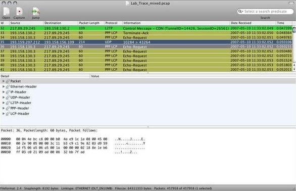 Cocoa Packet Analyzer   heise Download
