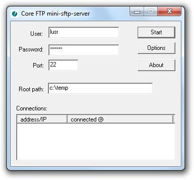 Core FTP Server / SFTP Server | heise Download