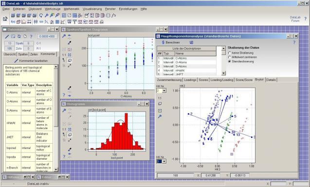 statistikprogramm