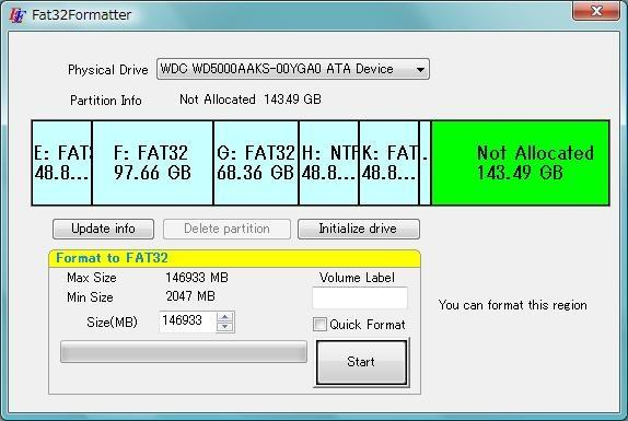 Sd Karte Formatieren Fat32.Fat32formatter Heise Download