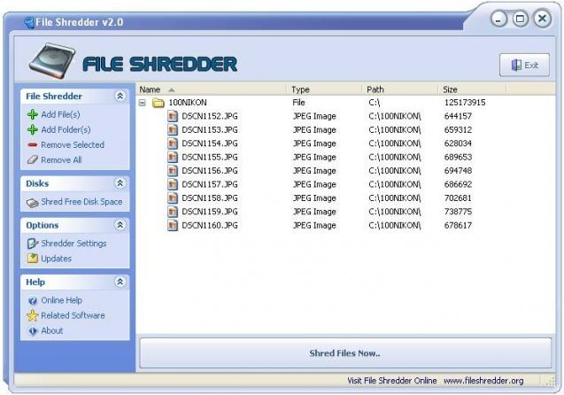Top Five File Shredder _setup exe Download - Circus