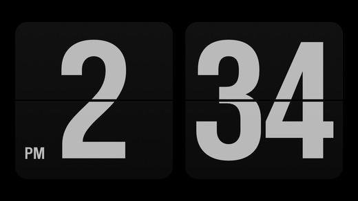 Karlsson Flip Klok : Flip clock screensaver heise download