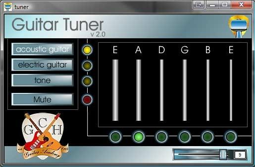 Free Guitar Tuner Heise Download